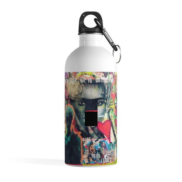 Love The Way You Lie Inspired Stainless Steel Water Bottle
