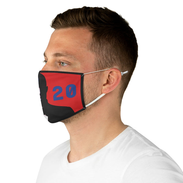 Fabric Face Mask Kanye 2020 RB-Accessories, face mask, mask, Other, Unisex-Etsy-TrumpVaderStore-TheWorlddiscountstore