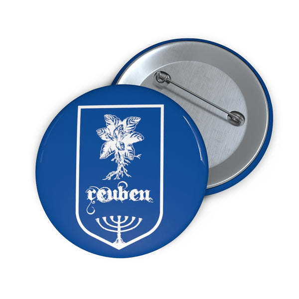 Reuben Naphtali Tribes of Israel Custom Pin Buttons-Accessories, Glossy, Other-Etsy-TrumpVaderStore-TheWorlddiscountstore