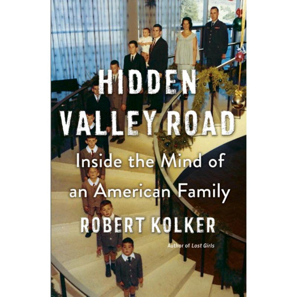 Hidden Valley Road by Robert Kolker-worlddiscountstore