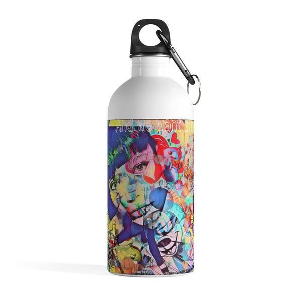 Taylor Inspired Shake it off Stainless Steel Water Bottle