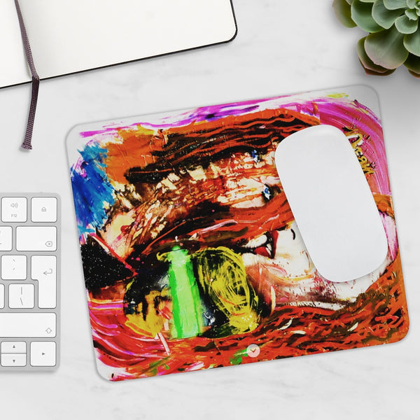 Graffiti Mouse Pad-Home & Living, Stationery-Etsy-TrumpVaderStore-TheWorlddiscountstore