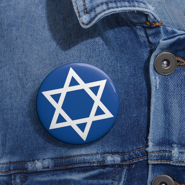 Star of David Pin Buttons-Accessories, Fall Bestsellers, Glossy, Other-Etsy-TrumpVaderStore-TheWorlddiscountstore
