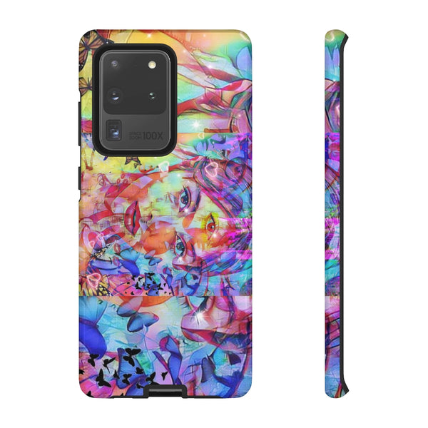 Indian Princes Zen Graffiti Tough Phone Case