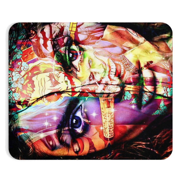 Ring The Alarm Mousepad