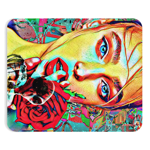 Espanñola lover song Mousepad 1