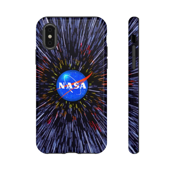 Nasa Inspired Warp Speed Tough Phone Case