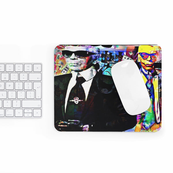 Lagerfeld Legend Karl Fashion Mousepad 1