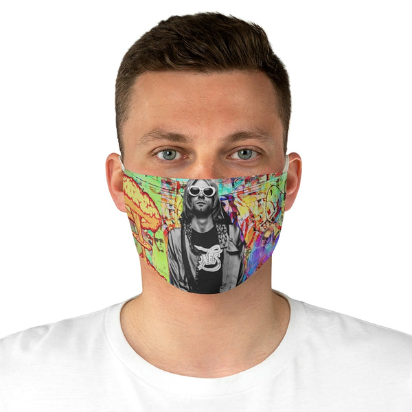 Nirvana EB Fabric Face Mask-Accessories, face mask, mask, Other, Unisex-Etsy-TrumpVaderStore-TheWorlddiscountstore