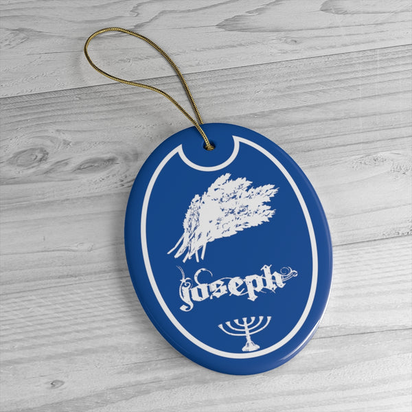 Joseph Tribes of Israel Ceramic Ornaments-Art & Wall Decor, Home & Living-Etsy-TrumpVaderStore-TheWorlddiscountstore
