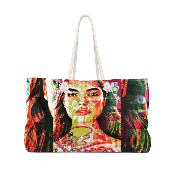 Mexican Goddess Weekender Bag