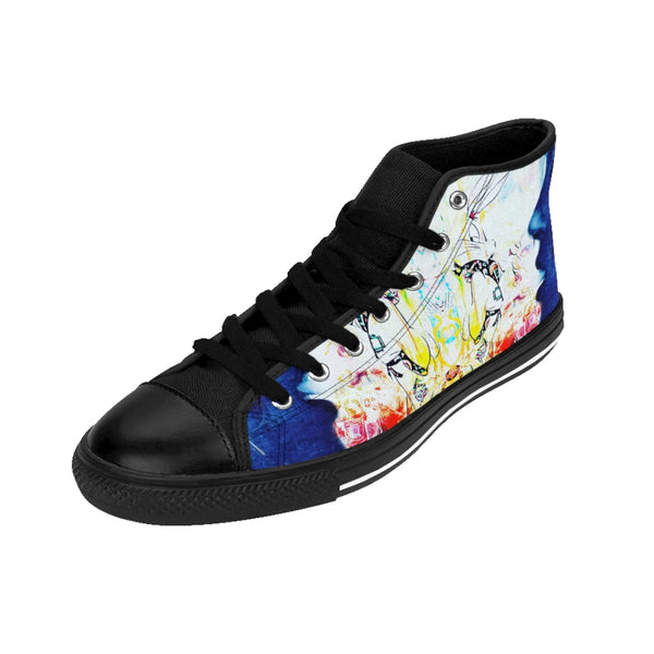 Pop Star36 Women's High-top Sneakers-worlddiscountstore