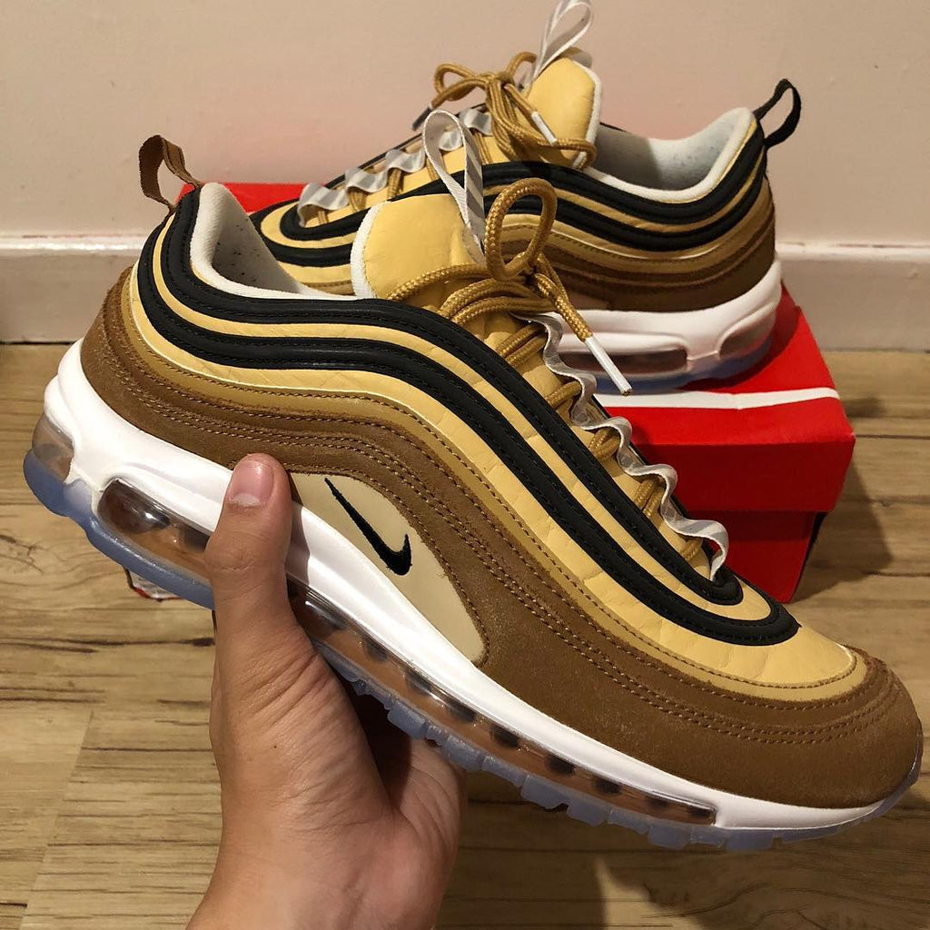 """09fca05c8af7c NIKE AIRMAX 97 """"SHIPPING BOX """" BARCODE – Awoof Digital Store"""