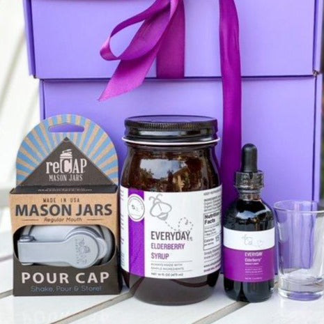 Everyday Elderberry®+ Elderberry To-Go Gift Box!