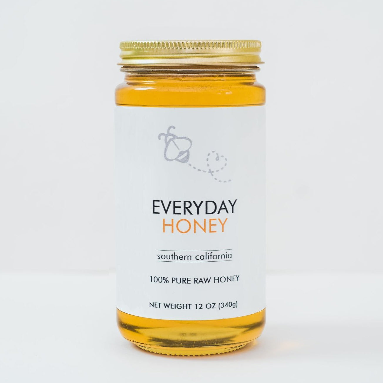 Local So Cal Gourmet Honey - 1 lb jar