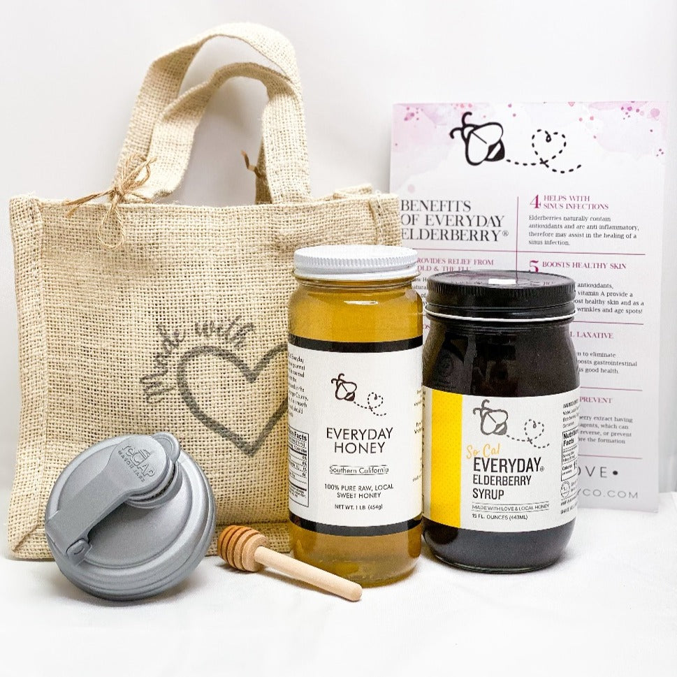 'Tis So Sweet Gift set, with recap Pour Spout! While supplies last