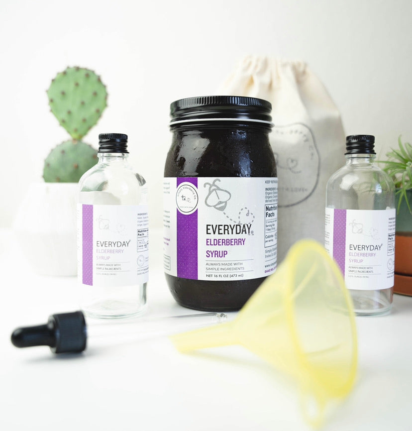 """To Go Travel Bundle"" - Original Everyday Elderberry"""
