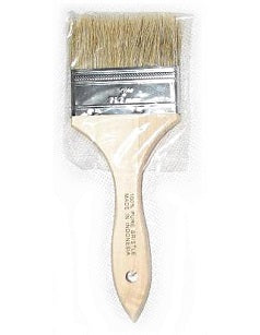 3 inch Wide Natural Bristle Chip Brush