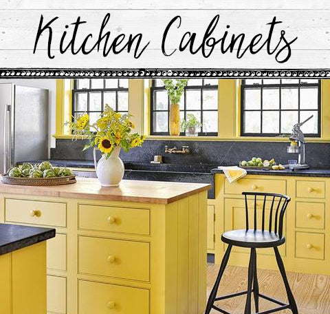 Using Old Kitchen Cabinets In The Garage Is Alwasy A Good Idea