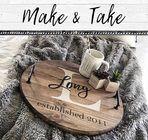 Make and Take