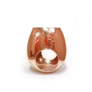 Rose Gold Wax Burner