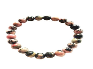 Rhodanite Bracelet 8Mm