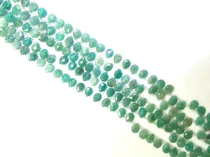 Amazonite Faceted Teardrop 8X10Mm
