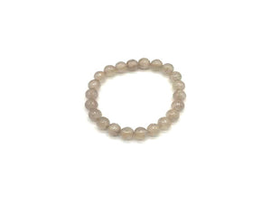 Color Stone Khaki Bracelet 8Mm