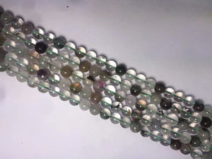 Ghost Rock  Round Beads	8mm