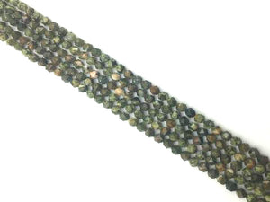 Ryolite Super Precision Cut Faceted Rounds 8Mm