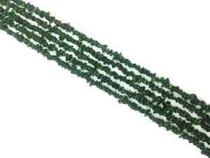 African Jade G1 Chips 16 Inch 5-8Mm