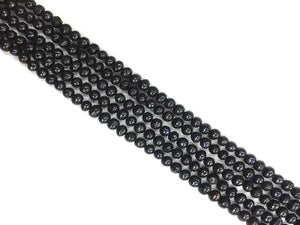 Fresh Water Pearl Black Potato 7-8Mm