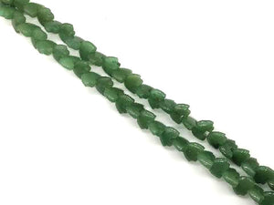 Aventurine Green Bear 32Pcs 10X14Mm