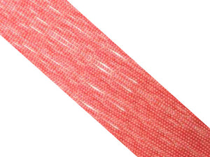Bamboo Coral Pink Round Beads 8Mm