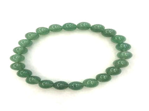 Aventurine Green Bracelet 4Mm