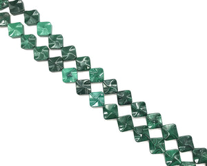 Malachite Diamond 20mm