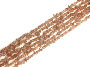 Sunstone 36 Inch Chips 5X8Mm