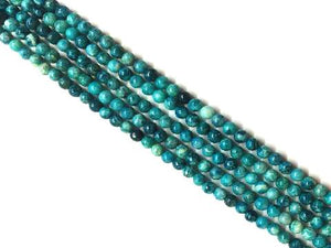 Color Blue Stone Round Beads 16Mm