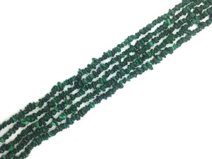 Malachite G1 Chips 16 Inch 5-8Mm