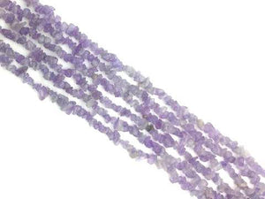 Cape Amethyst 36 Inch Chips 5X8Mm