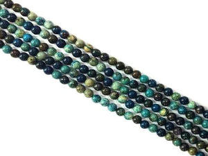 Color Phoenix Stone Round Beads 14Mm