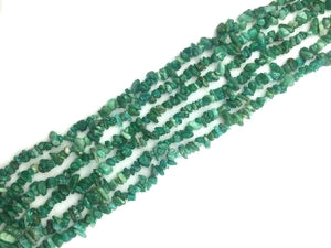 Russian Amazonite 36 Inch Chips 5X8Mm