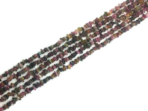 Tourmaline 36 Inch Chips 5X8Mm