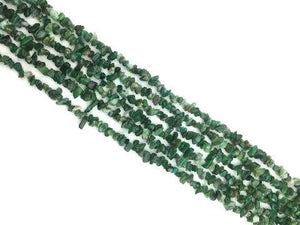 African Jade 36 Inch Chips 5X8Mm