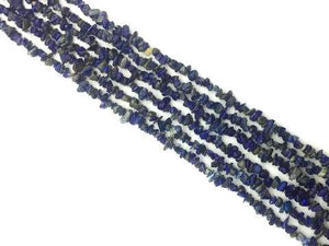 Lapis 36 Inch Chips 5X8Mm