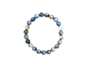 Sunset Dumortierite Bracelet 8Mm