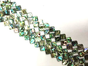 Abalone Diamond 8Mm