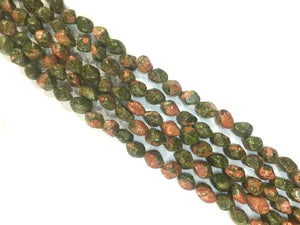 Unakite Free Form 10X16Mm