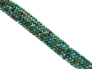 Natural Chrysocolla Round Beads 8Mm