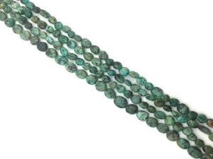 African Turquoise Free Form 12-14Mm